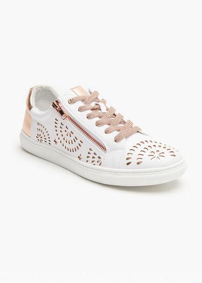 Lovely Lasercut Sneaker