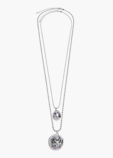Ornate Orb Necklace