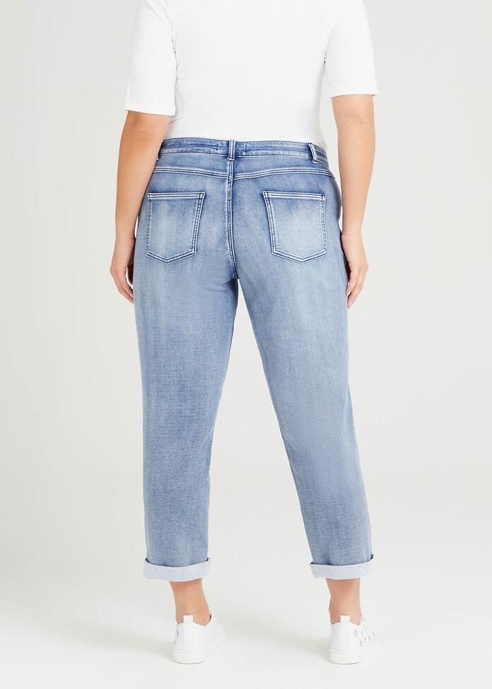 The Easy Fit Denim Jean, , hi-res