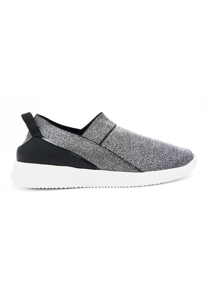 Glitter Slip On Sneaker, , hi-res