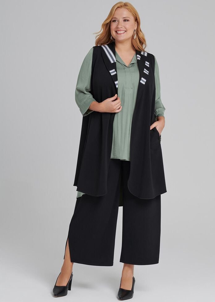 Mix It Reversible Vest, , hi-res