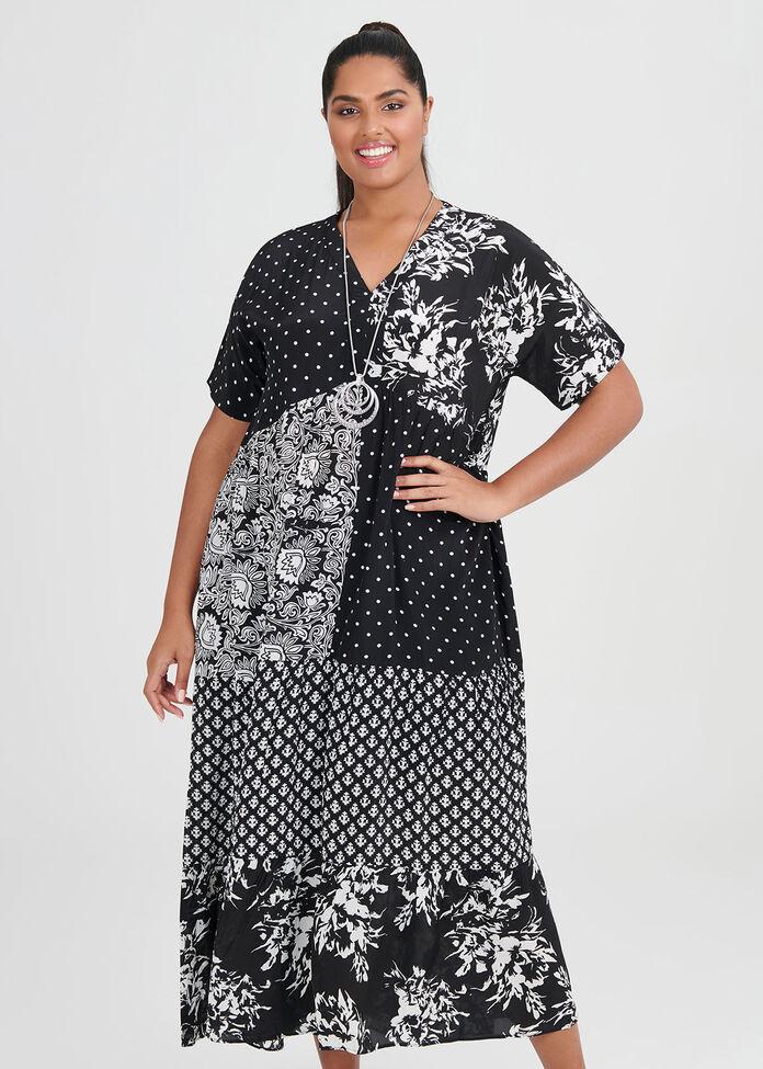 Sirocco Viscose Dress, , hi-res