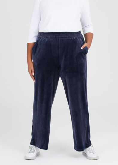 Velour Luxe Pant