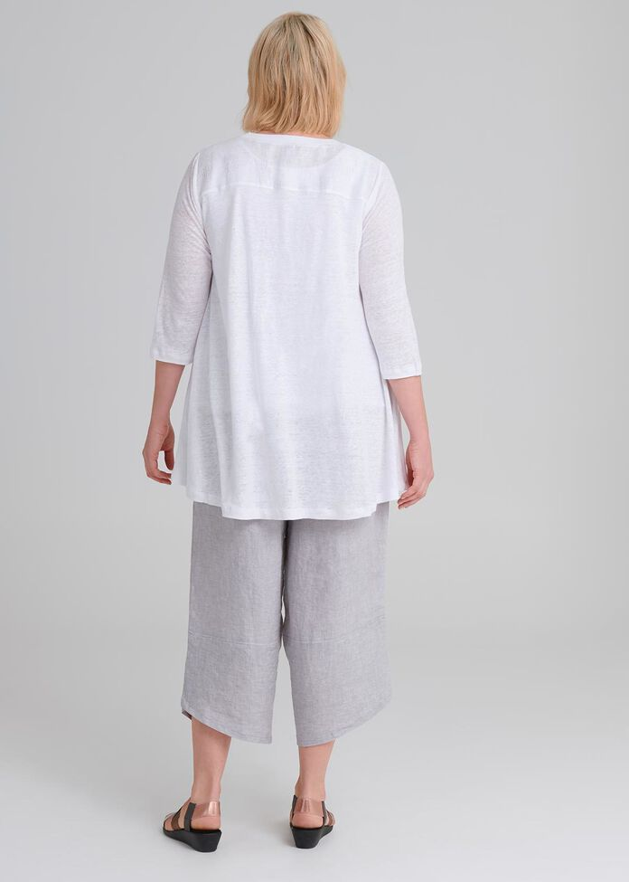 Kasbah Linen Top, , hi-res