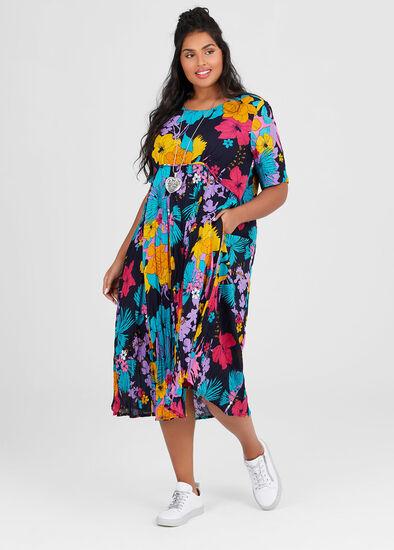 Cotton Florissimo Dress