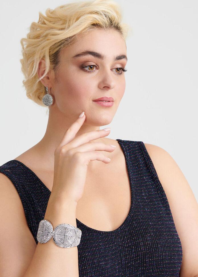Crystal Fixation Cuff, , hi-res