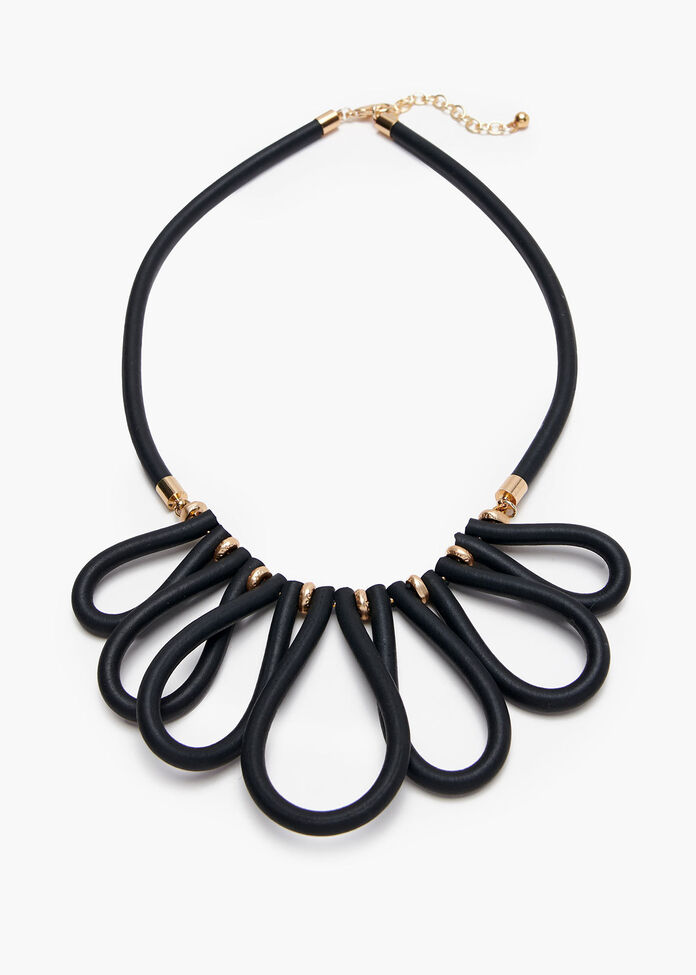 In The Loop Necklace, , hi-res