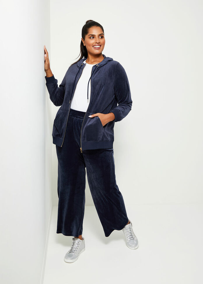 Velour Luxe Pant, , hi-res