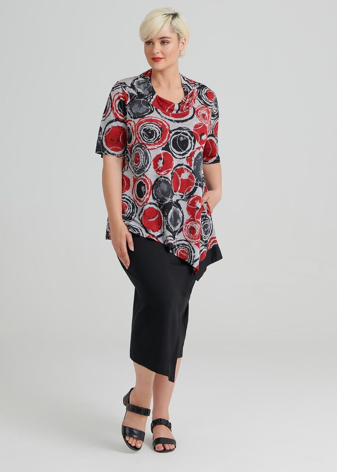 West End Short Sleeve Top, , hi-res