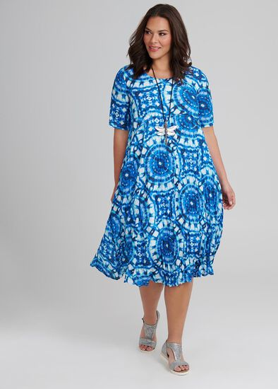 Sea Ripples Dress