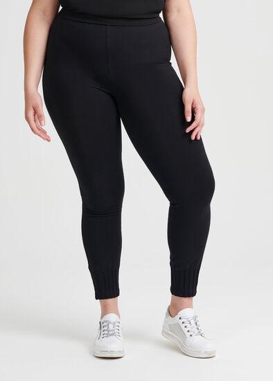 Organic Pintuck Legging