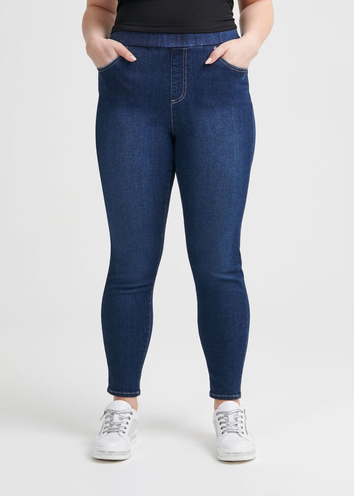 The Bamboo Denim Jean, , hi-res