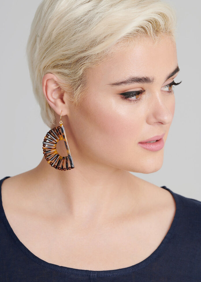 Knockout Earrings, , hi-res