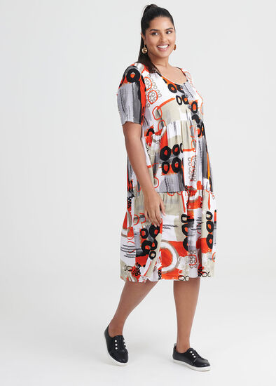 Sonoran Viscose Dress