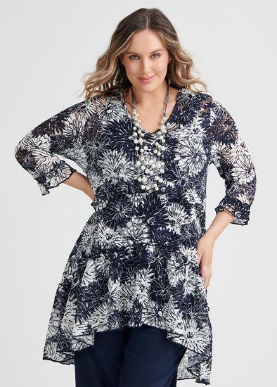 Madeline Lace Tunic