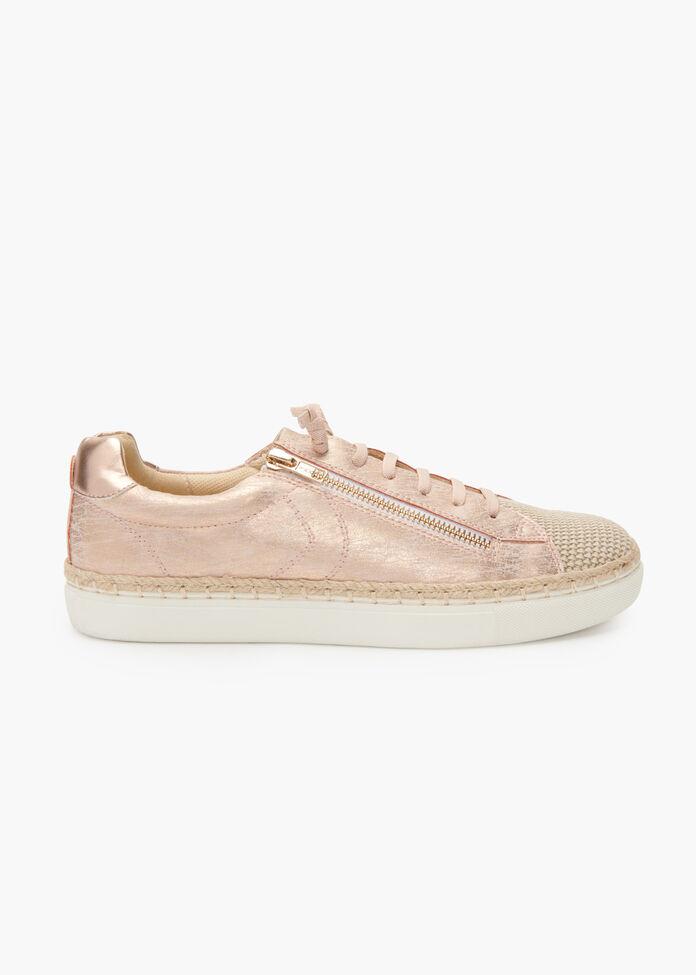 Ellie Rope Trim Sneaker, , hi-res