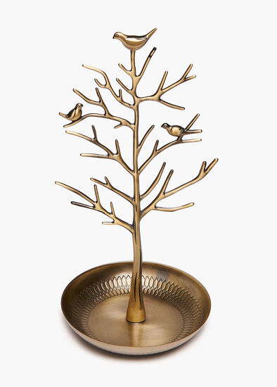 Gold Jewellery Tree