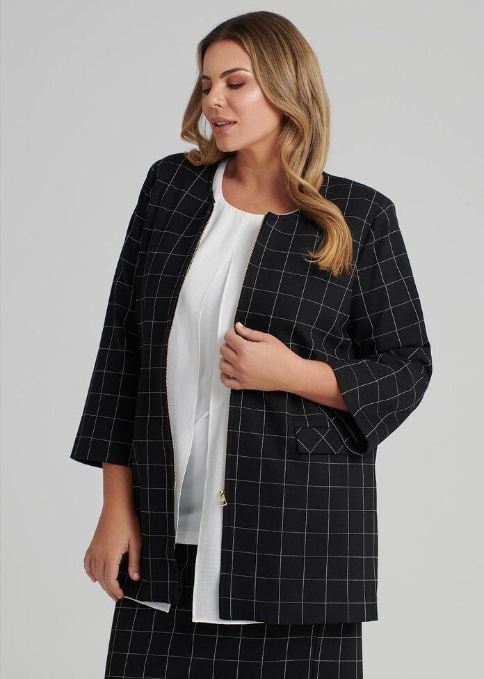 Checkmate Jacket, , hi-res