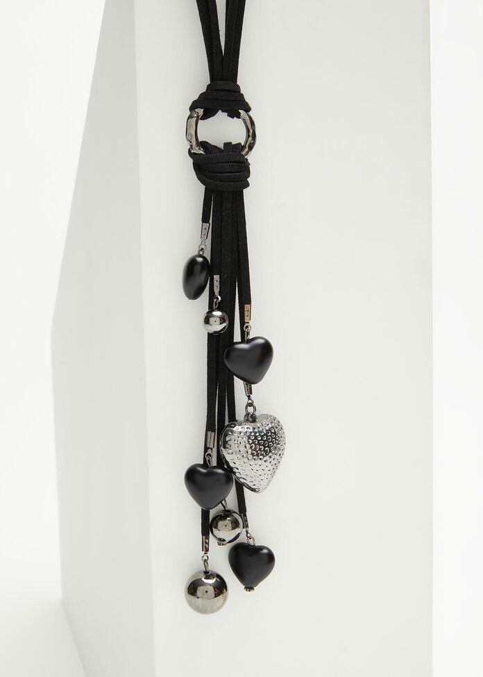 Multi Heart Necklace, , hi-res
