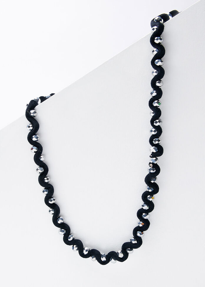 Black Velvet Necklace, , hi-res