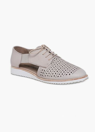 Lily Leather Brogue
