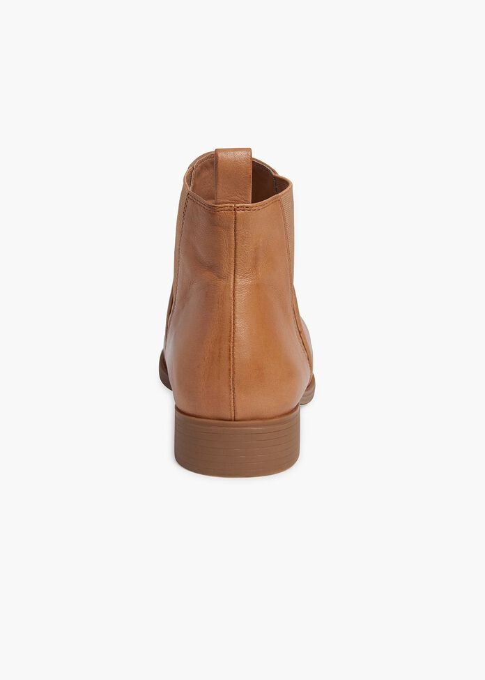 Chelsea Leather Boot, , hi-res