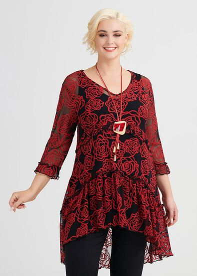 Chicago Mesh Tunic