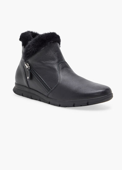 Luxe Leather Boot