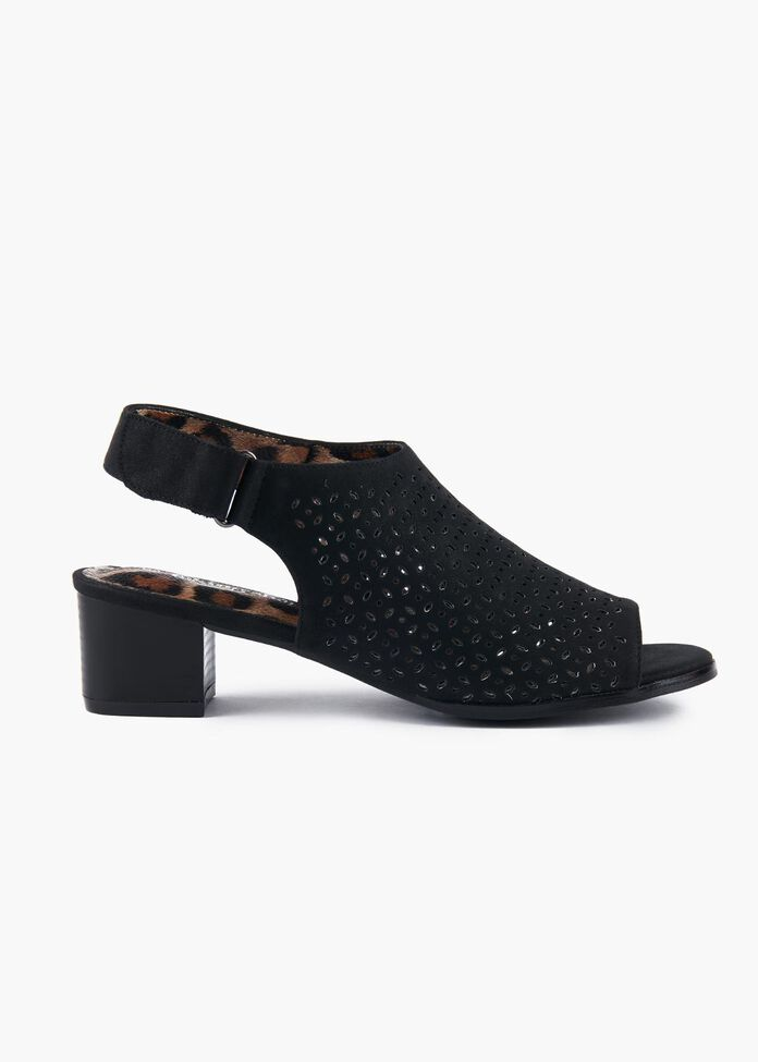 Day To Night Heel Sandal, , hi-res