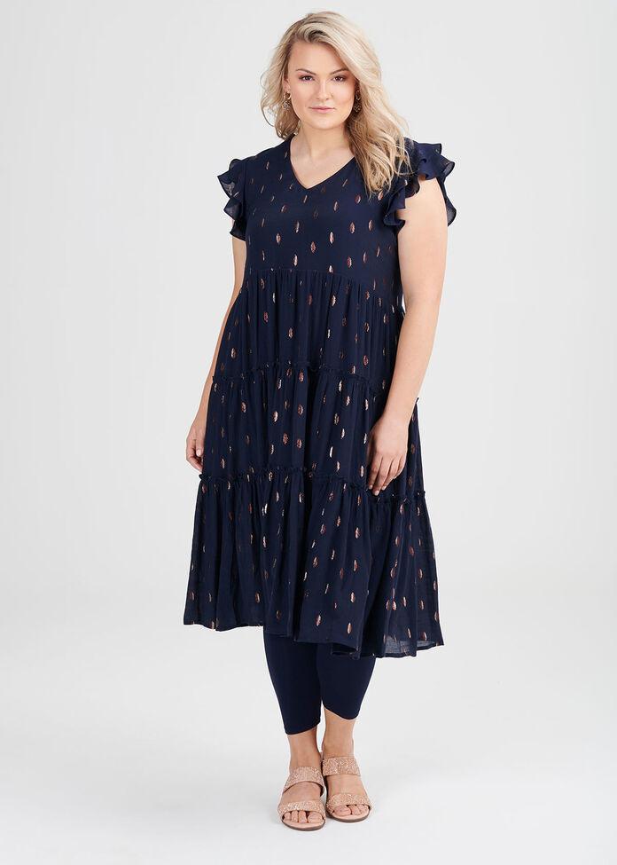 Sparkle All Night Dress, , hi-res