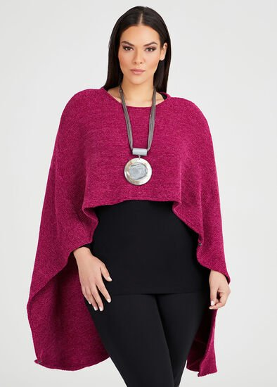 Jewel By Your Side Poncho