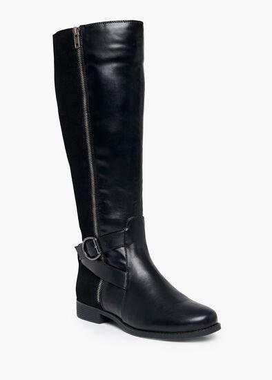 Hannah High Boot