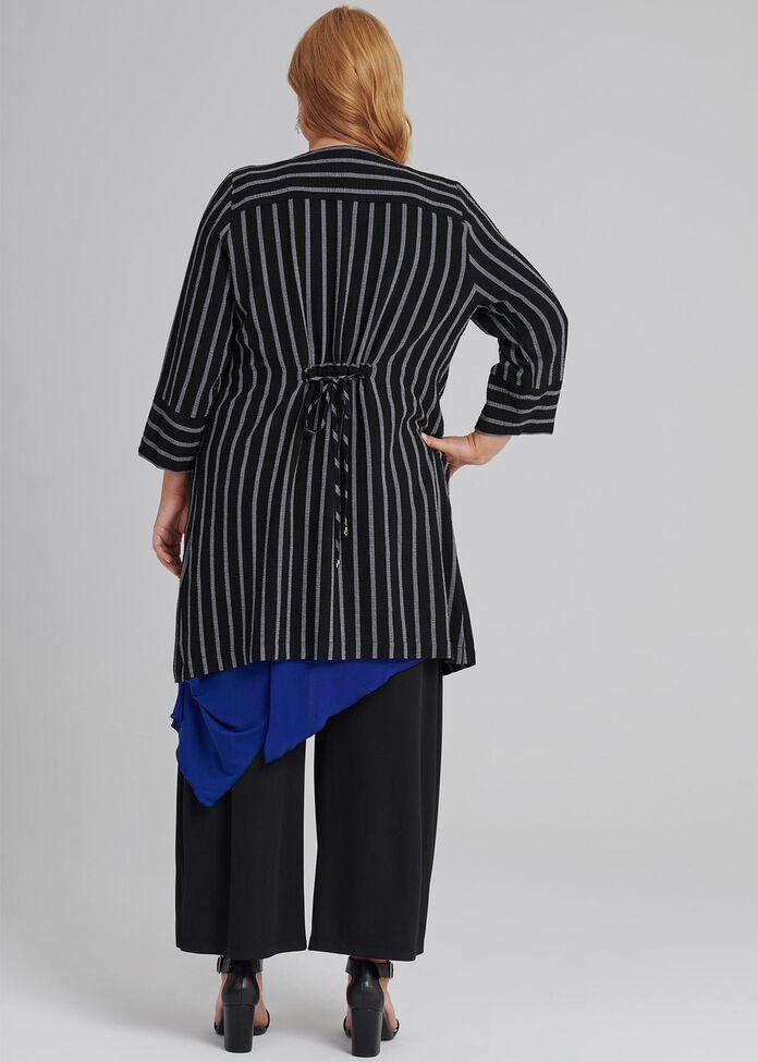 Line Up Stripe Jacket, , hi-res