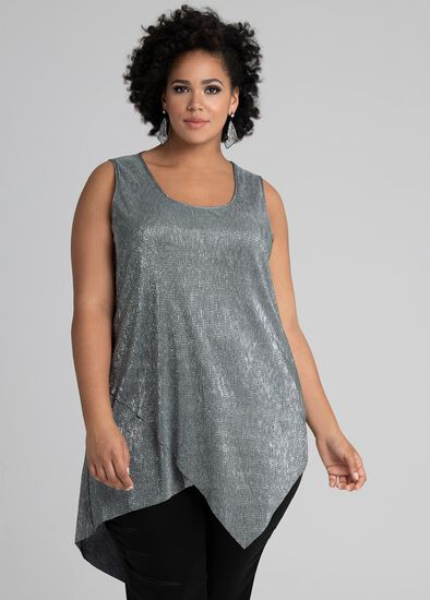 To The Max Shimmer Tank