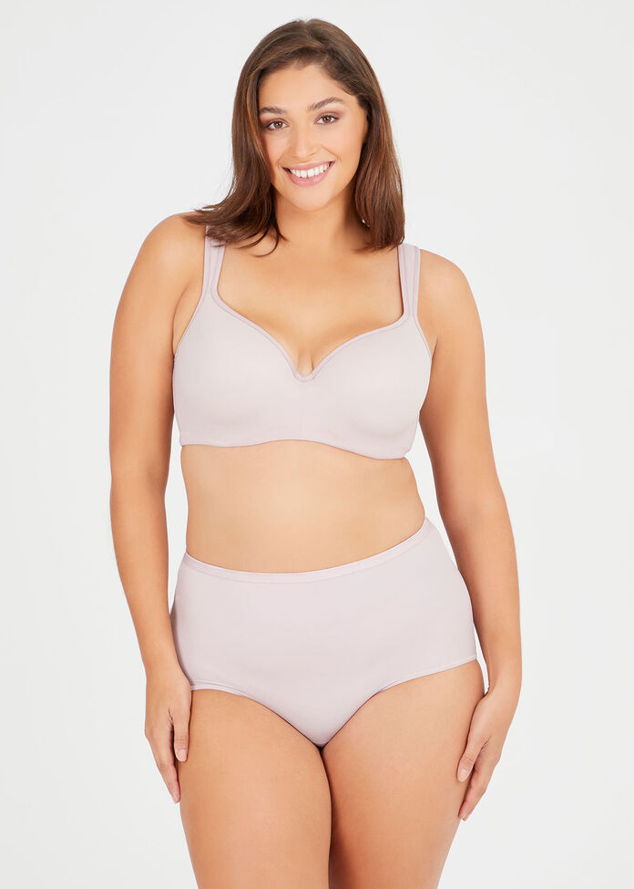 Soft Contour T-shirt Bra Sizes 14-18, , hi-res