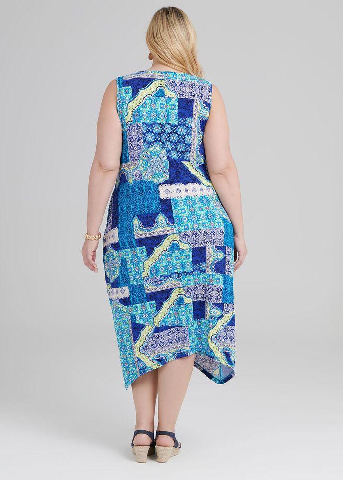 Sea Breeze Dress, , hi-res