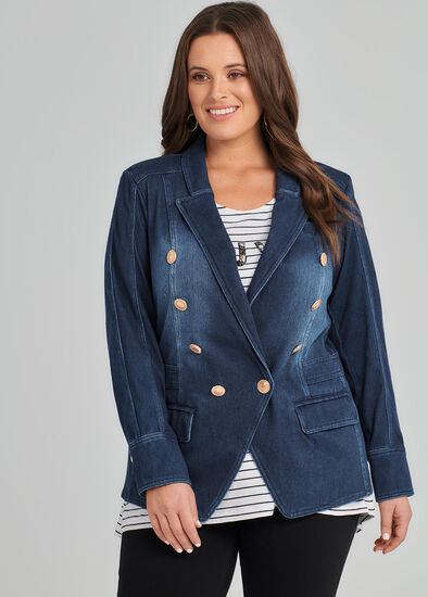 Carla Denim Jacket
