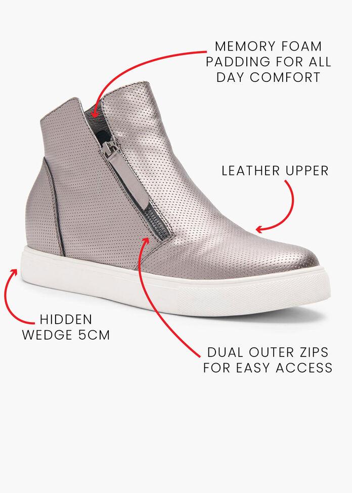 Lucia Sneaker Boot, , hi-res