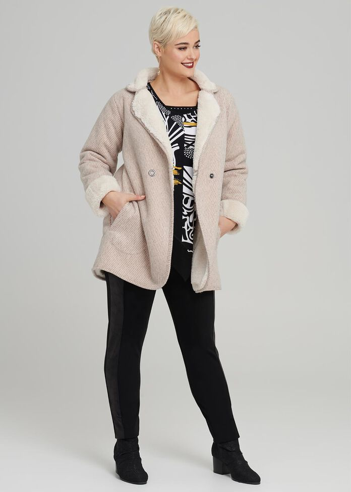 Fantasy Fur Jacket, , hi-res