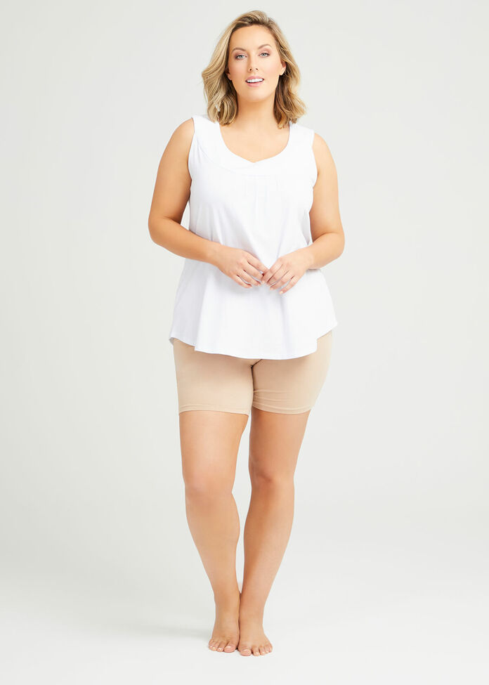 Organic Cotton Anti Chafe Short, , hi-res