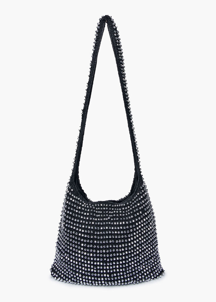 Shimmer & Shine Hobo Bag, , hi-res