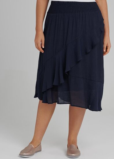 Resort Flowy Skirt