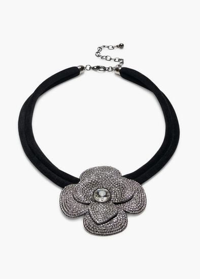 Vivacity Flower Necklace