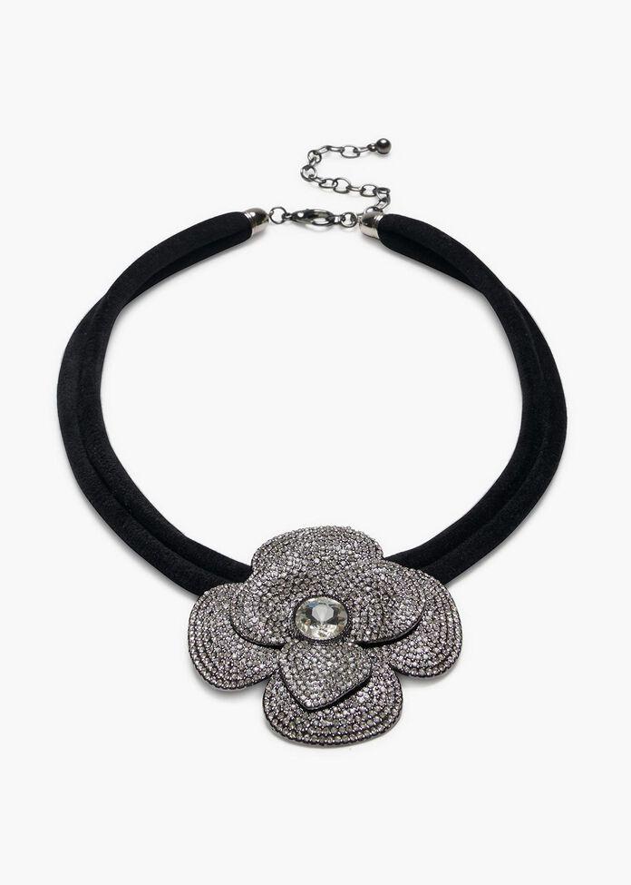 Vivacity Flower Necklace, , hi-res