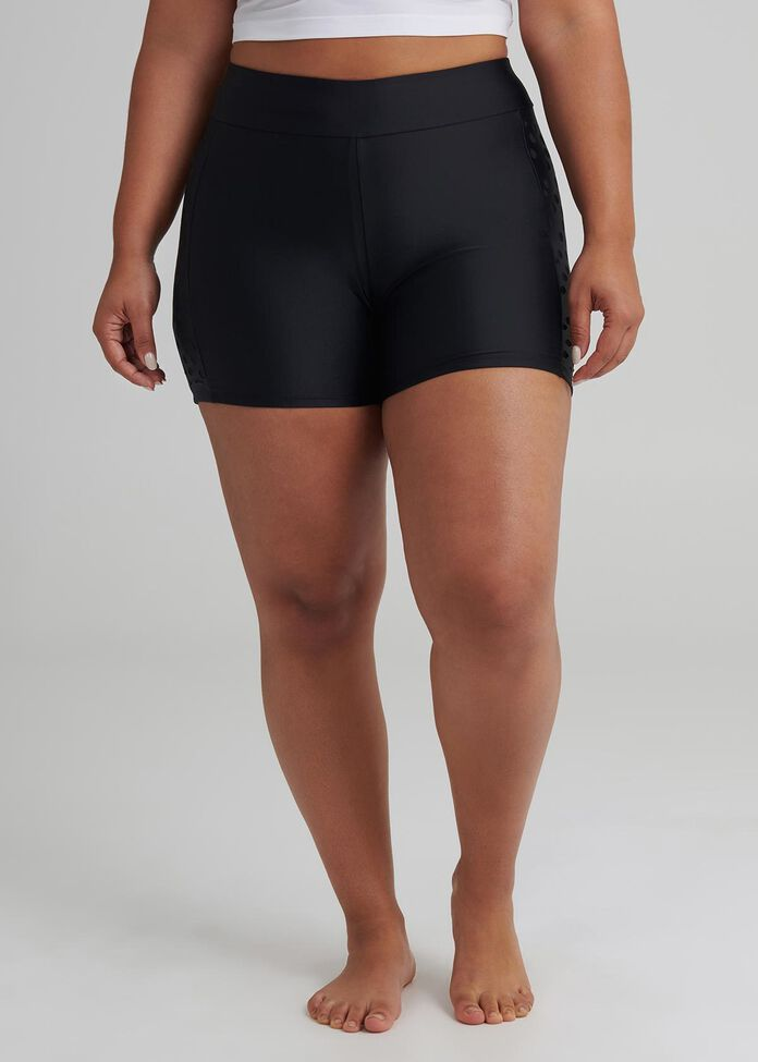 Tonal Spot Swim Short, , hi-res