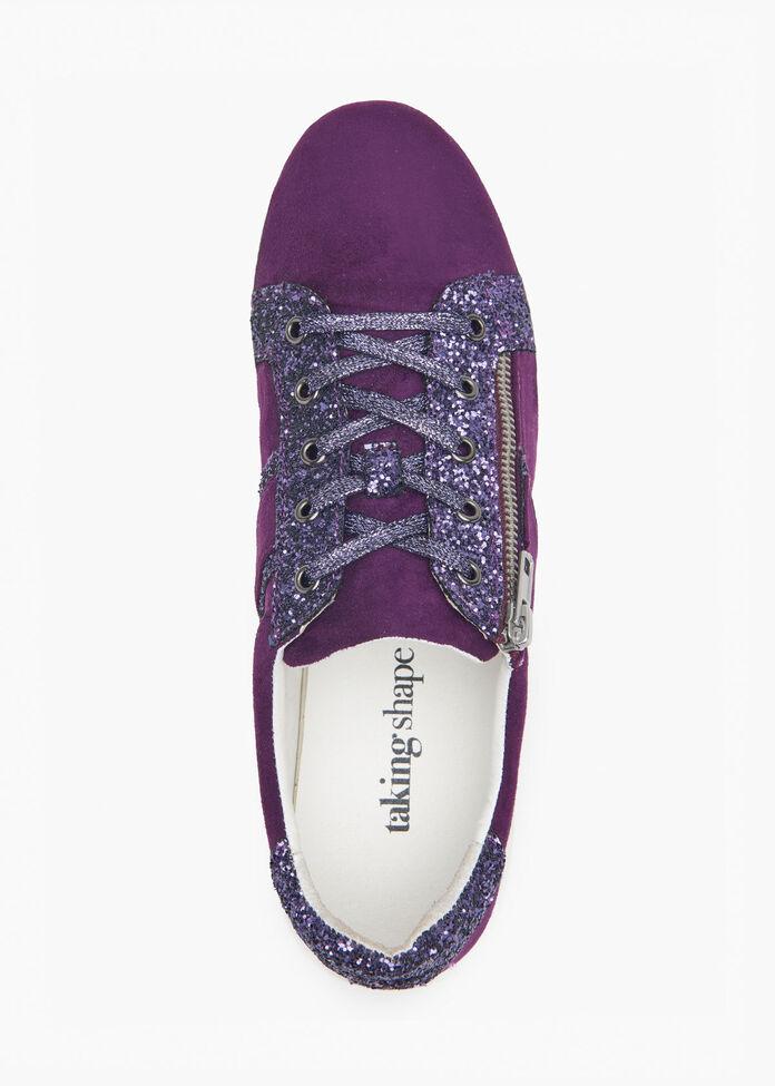 Glitter Glam Sneaker, , hi-res