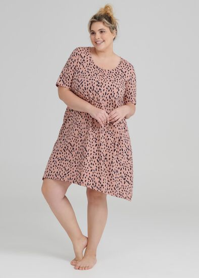 Organic Spots Nightie