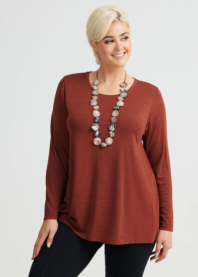 Wool Bamboo Top