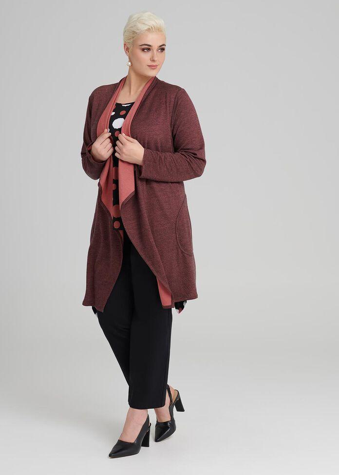 Reversible Ivy Wool Jacket, , hi-res