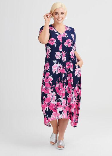 Alicia Bloom Maxi Dress